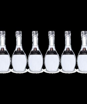 Caixa Grappa c/ 6 garrafas de 500ml