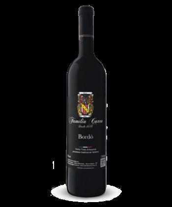 Vinho Bordô Seco - Garrafa 750ml
