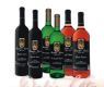 Kit Especial Dolce Vita - 6 Vinhos Suaves