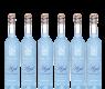 Caixa Cachaça Azul c/ 6 Garrafas de 500ml